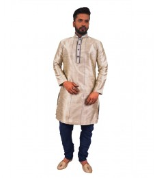 Man-Kurta pajama Grey